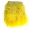 Marabou Trim 6In Aprox. 20g 1Yd Yellow